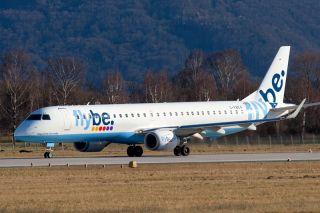 Flybe Embraer E195