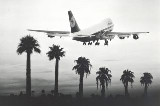 Lufthansa Boeing 747