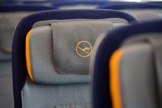 Lufthansa Kabine