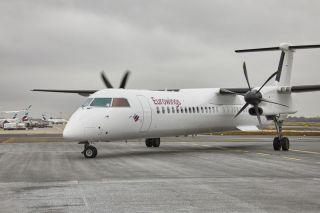 Eurowings Bombardier Q400