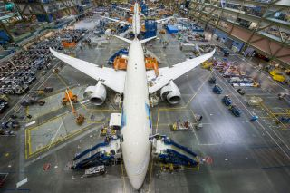 Boeing 787 FAL Everett