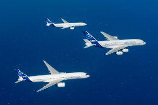 Airbus Langstreckenfamilie