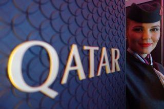 Auslieferung des ersten Airbus A350-1000 an Qatar Airways