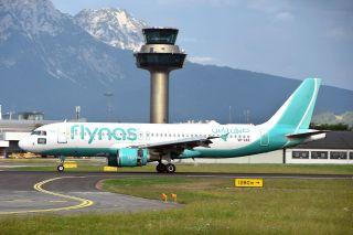 flynas A320 am SYG