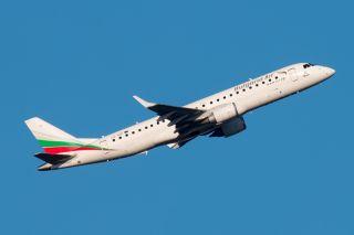 Bulgaria Air E190