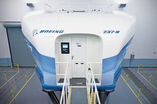 Boeing 737 MAX 8 Simulator