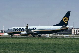 Ryanair in Hamburg