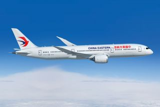 China Eastern Airlines Boeing 787-9 Dreamliner