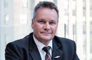 Ola Hansson, Managing Director Lufthansa Aviation Training (LAT)