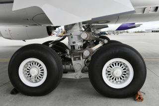Lufthansa parkt Flugzeuge