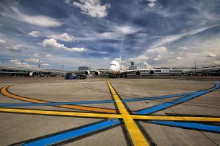 Vaclav Havel Flughafen Prag