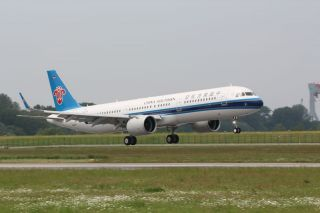 China Southern Airlines Airbus A321neo