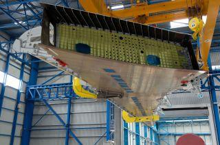 Flügelproduktion für A350 in Broughton