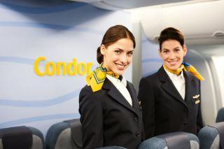 Condor Flugbegleiterinnen