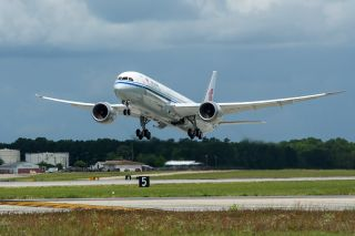 Air China Boeing 787-9 Dreamliner