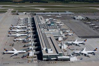 Flughafen München Satellit T2