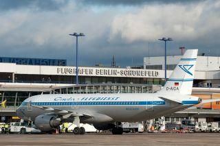 Condor A320 Retrojet