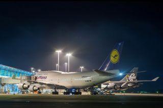 Lufthansa in Auckland