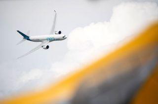 Airbus A330neo auf der PAS19