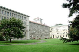 WTO-Gebäude in Genf