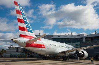 American Boeing 787-9