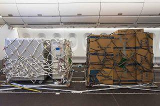 Frachtmodul für A330 und A350