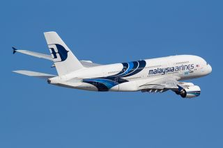 Malaysia Airlines Airbus A380
