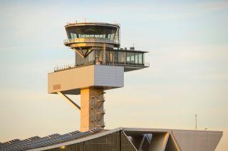 DFS-Tower in Frankfurt