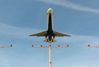 Delta Air Lines MD-88