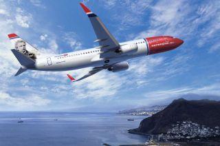 Norwegian Air Shuttle Boeing 737-800