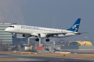 Montenegro Airlines E195