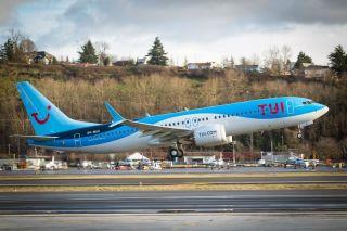TUI Boeing 737 MAX 8