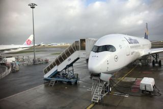 Lufthansa Airbus A350-900 D-AIXG
