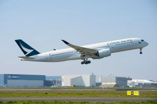 Cathay Pacific Airways Airbus A350-900