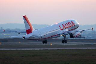 Lauda Airbus A320