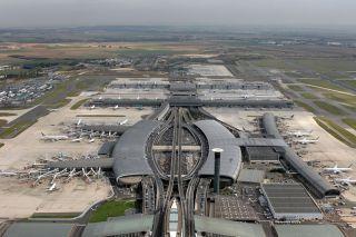 Flughafen Paris Charles de Gaulle (CDG)