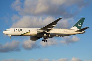 Pakistan International Airlines Boeing 777-200