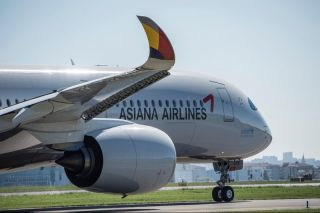 Asiana Airlines Airbus A350-900