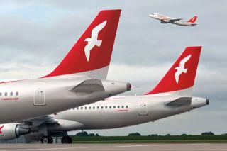 Air Arabia Airbus A320 Flotte
