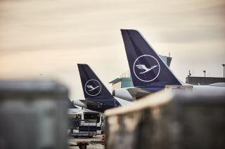 Lufthansa-Jets