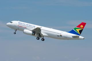 SAA Airbus A320