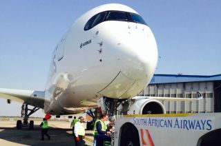 South African Airways Airbus A350-900