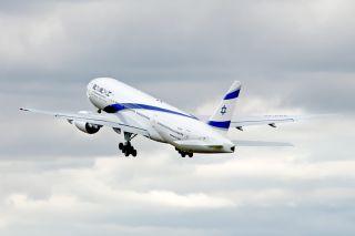 El Al Boeing 777-200ER