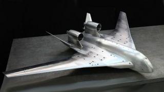Nurflügler-Modell