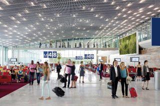 Paris CDG Terminal 2 Halle M