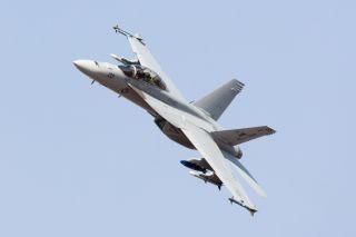 Boeing F-18