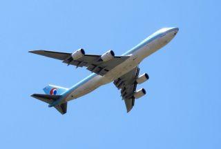 Korean Air Lines Boeing 747-8B5F