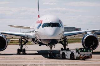 British Airways Airbus A350-900