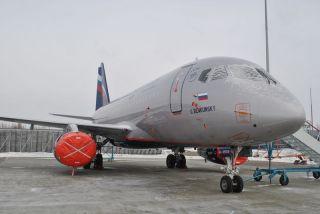 Aeroflot Superjet 100
