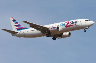 Go2Sky Boeing 737-400